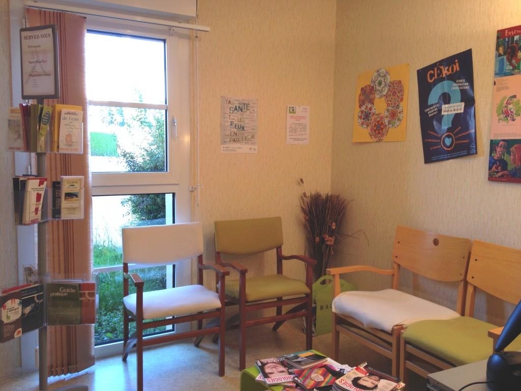MDA salle d'attente